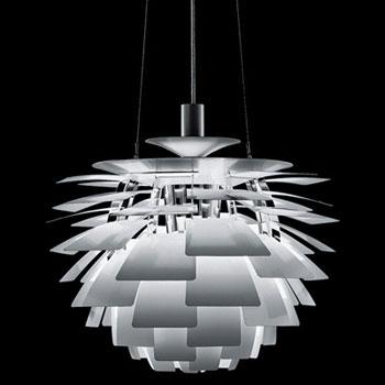 l mpara ph artichoke de louis poulsen todo sobre l mparas e iluminaci n. Black Bedroom Furniture Sets. Home Design Ideas