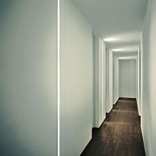 Iluminaci n de huecos y nichos ii todo sobre l mparas - Lamparas de pasillo de techo ...