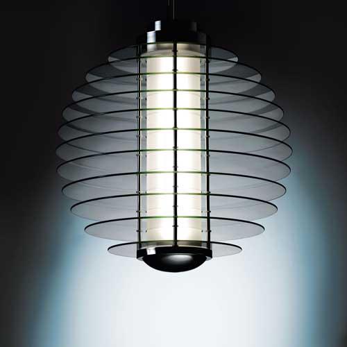 Lámpara 0024 de Fontana Arte
