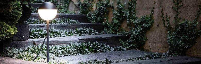 estacas para jardin